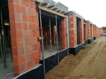 LISMAR - gaz kanalizacja nowy dom co kocioł dwufunkcyjny rolety zewnętrzne dachówka ceramiczna